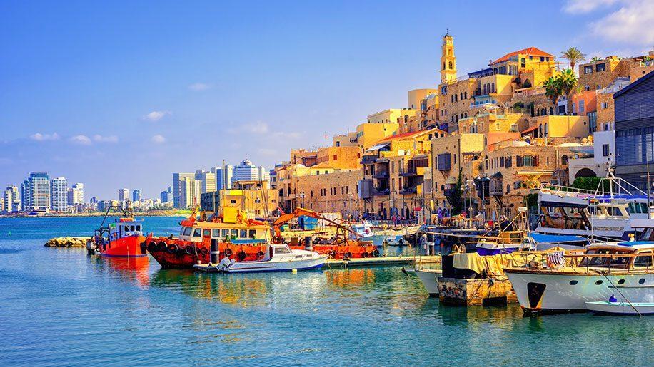 Tel Aviv (Anna Catchpole)