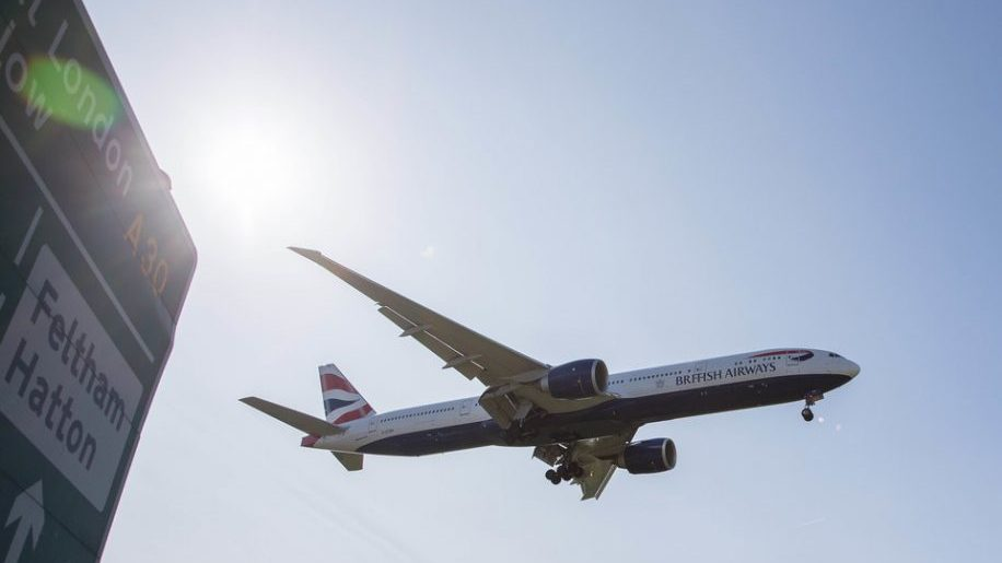 Coronavirus British Airways Extends Beijing And Shanghai