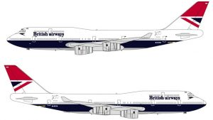 British Airways confirms Negus scheme as final retro livery