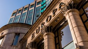 Belfast's Europa Hotel completes renovation