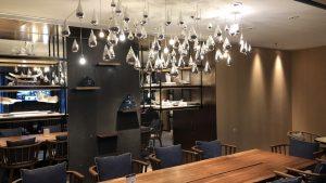 HK Ocean Park Marriott - M Club lounge 1