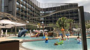 HK Ocean Park Marriott - Lagoon Pool