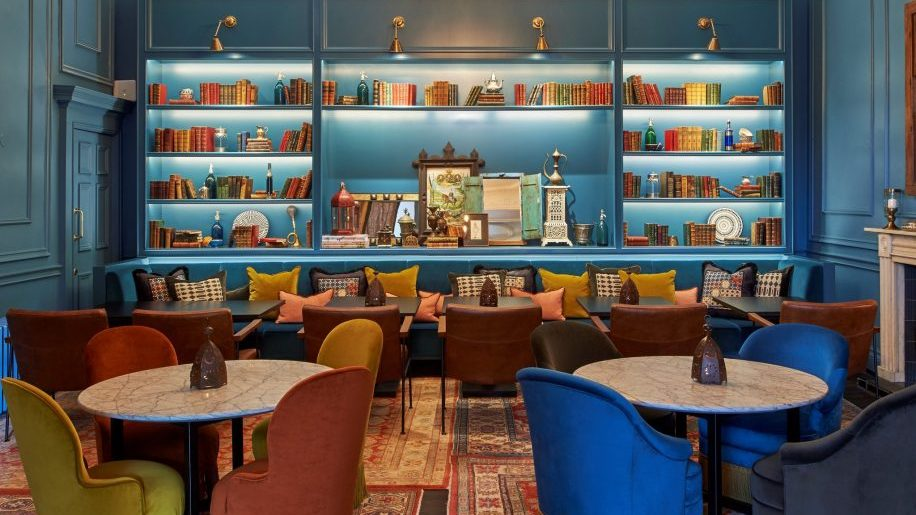Ihg S Kimpton Brand Debuts In Edinburgh Business Traveller