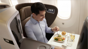 Singapore Airlines to offer new 'wellness cuisine' from Como Shambhala