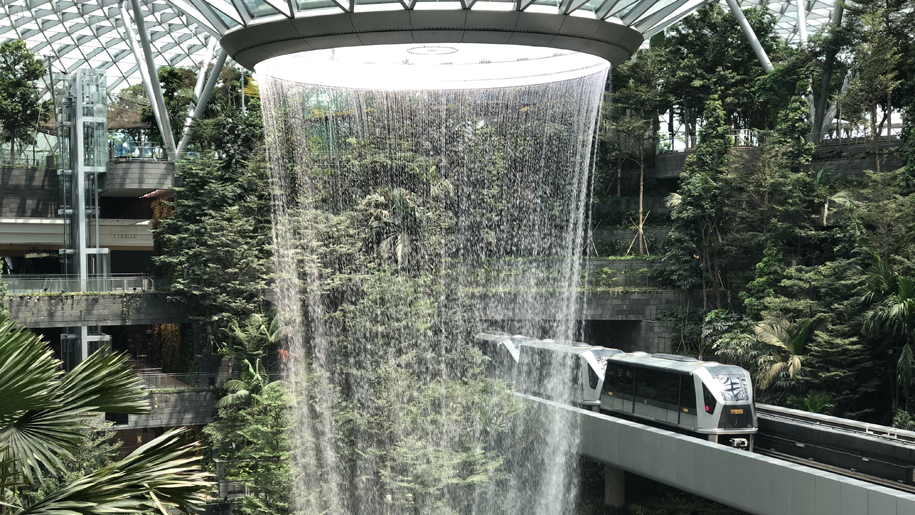 First Look Jewel Changi Airport Business Traveller