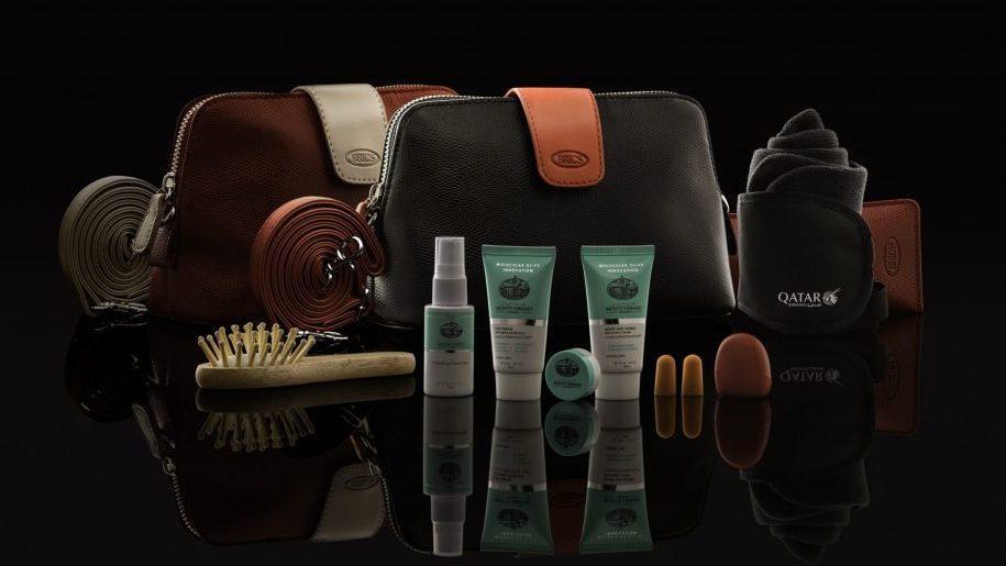Qatar Bric's Amenity Kit Women's