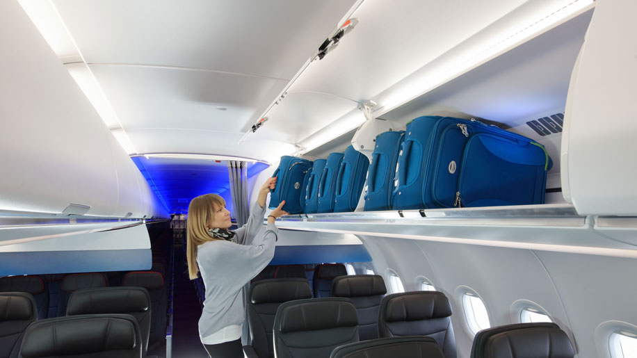 American Airlines Debuts A321 Neo Business Traveller