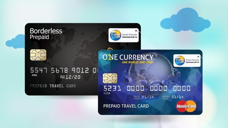 Thomas cook forex card charges