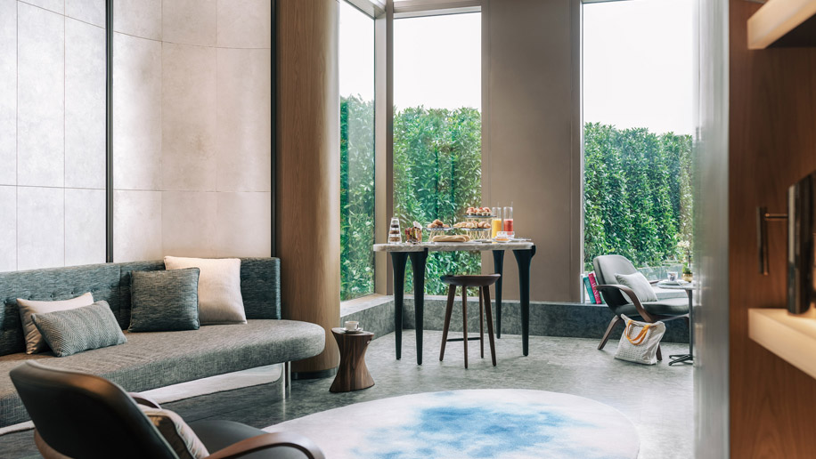 New serviced apartment Waterfront Suites to open in Hong ...