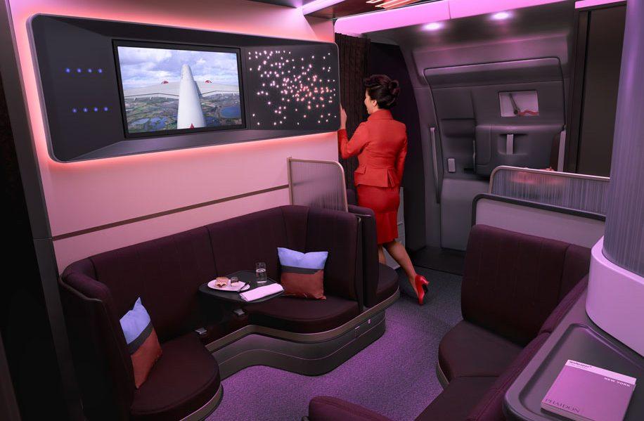 The Loft on Virgin Atlantic's A350-1000