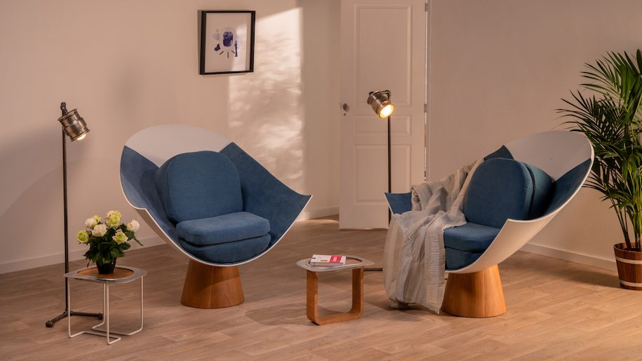 Airbus launches furniture collection made from old aircraft
