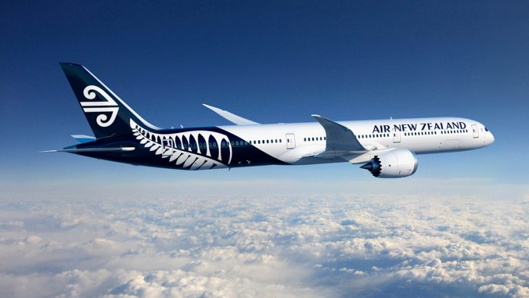 Air New Zealand Boeing 787-10