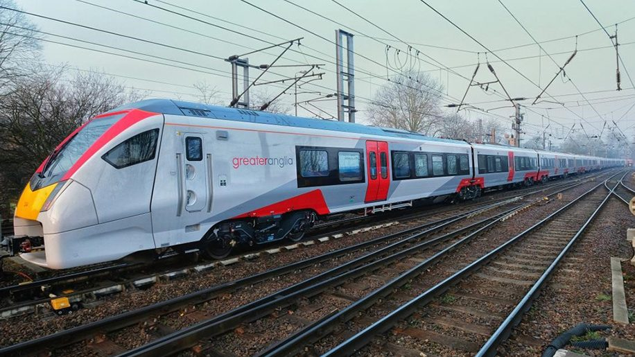 Car Rental With Car Seat >> Greater Anglia to suspend Intercity seat reservations for ...