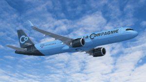 La Compagnie gears up for launch of A321 neo transatlantic flights