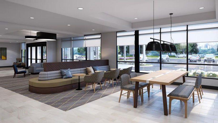 Holiday Inn T4 design