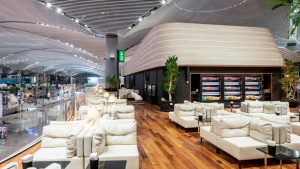 Turkish Airlines shares details of two upcoming Istanbul Airport lounges