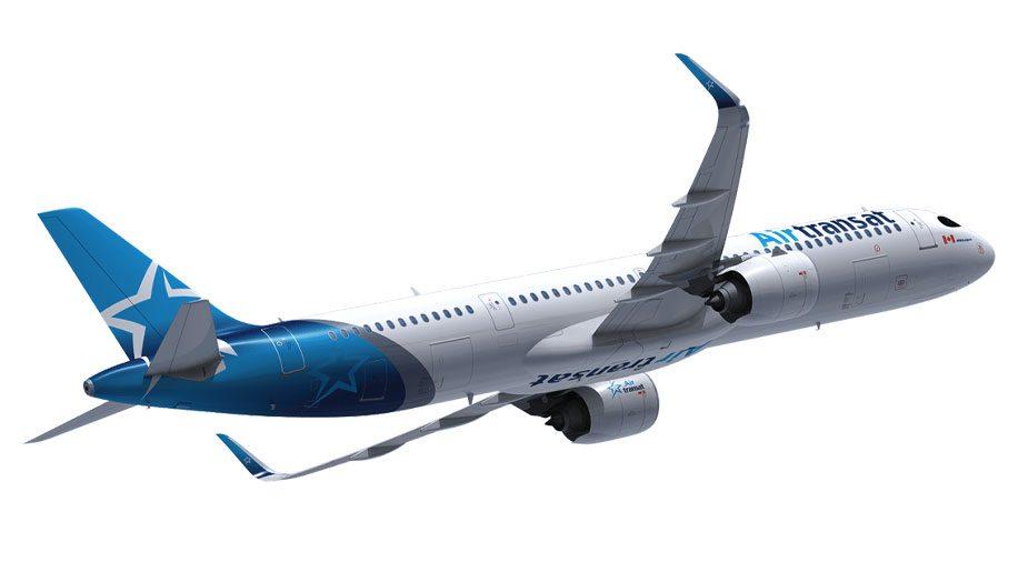 Air Transat A321neo
