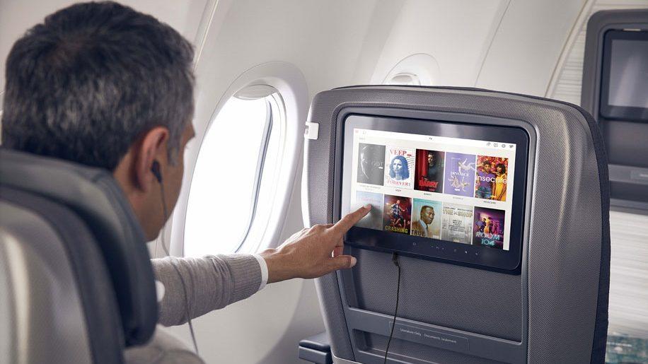 Air Canada announces IFE upgrade – Business Traveller