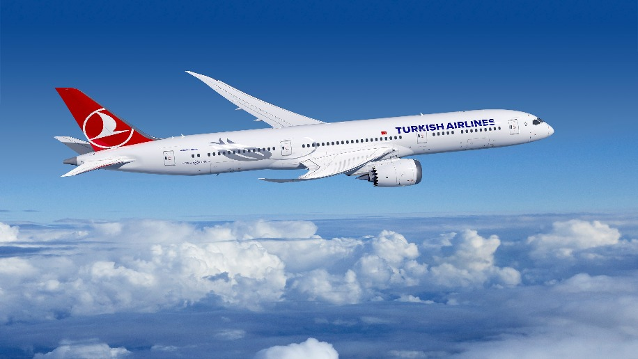 Turkish Airlines To Deploy Its First Boeing 787 9 Dreamliner Business Traveller