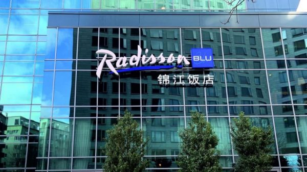 Radisson Hotel Group and Jin Jiang International have launched their first co-branded hotel in Frankfurt