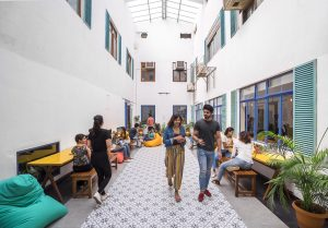 Famous Studios unveils new co-working space