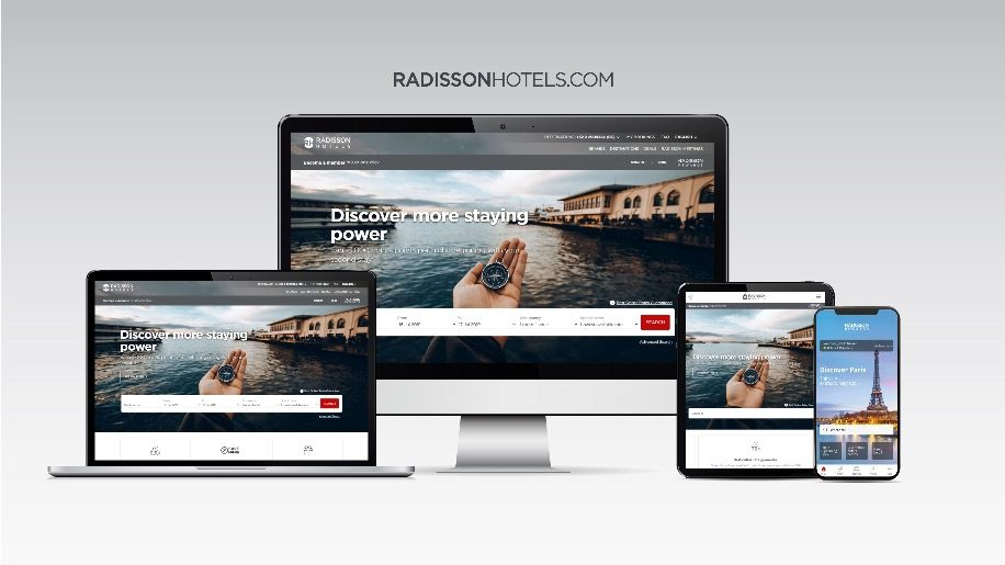 Radisson Hotel Group launches its new multi-brand platform