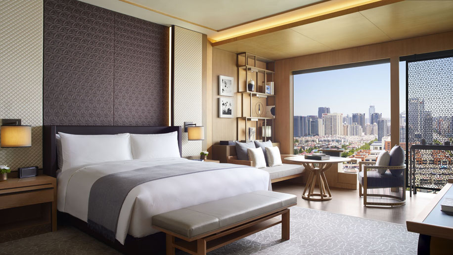 The Ritz Carlton Opens Hotel In Xian Business Traveller