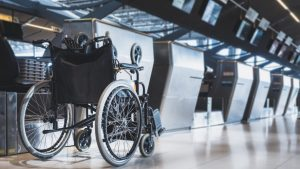 Report finds most UK airports 'good' on disabled access