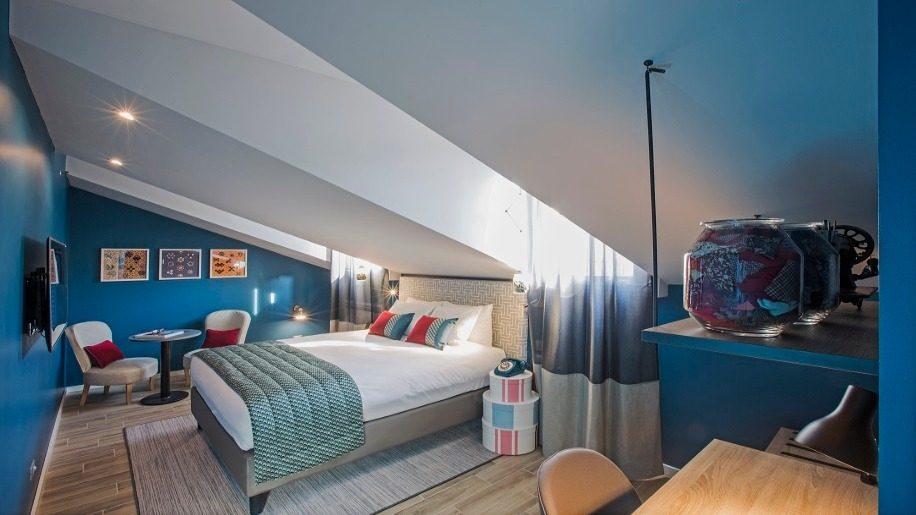 Hotel Indigo opens third property in Italy