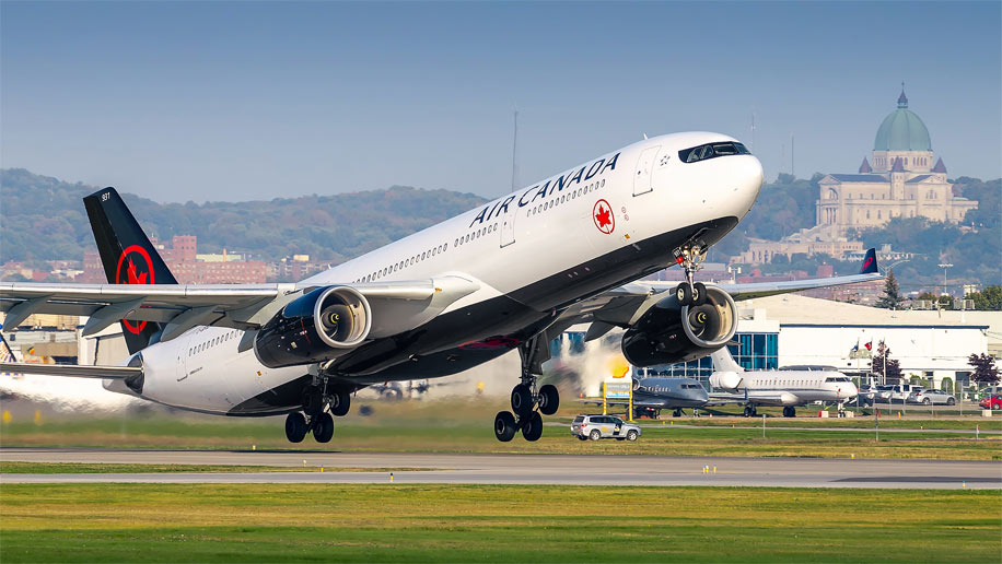 Air Canada To Suspend All Flights To The Us Business Traveller