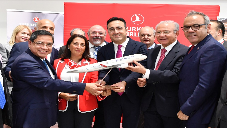 Turkish Airlines adds Mexico City and Cancún to its network – Business Traveller