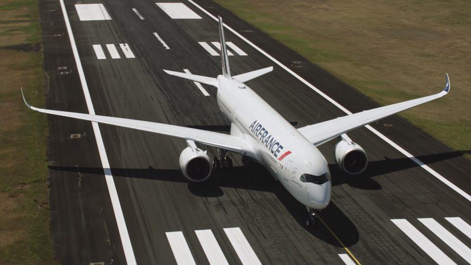 Air France A350-900