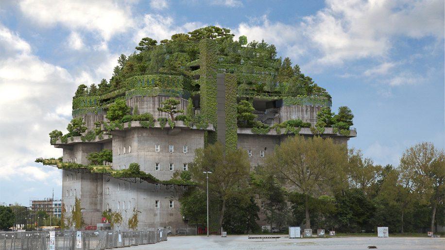 Nhow St Pauli bunker