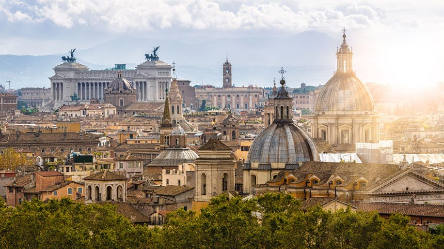 Intercontinental to return to Rome - business traveller