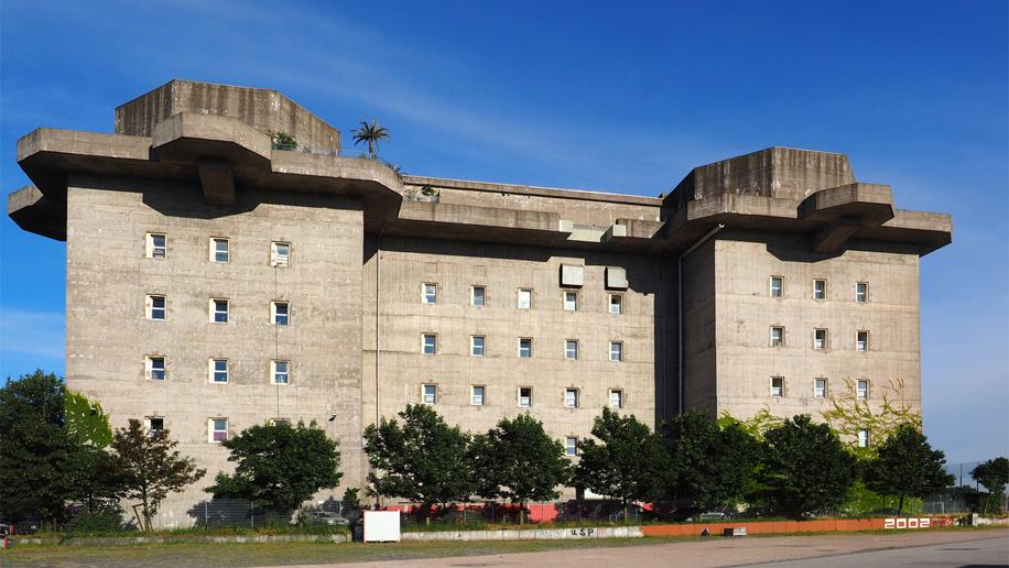 Hotel Nhow será construído no telhado do abrigo antiaéreo de Hamburgo