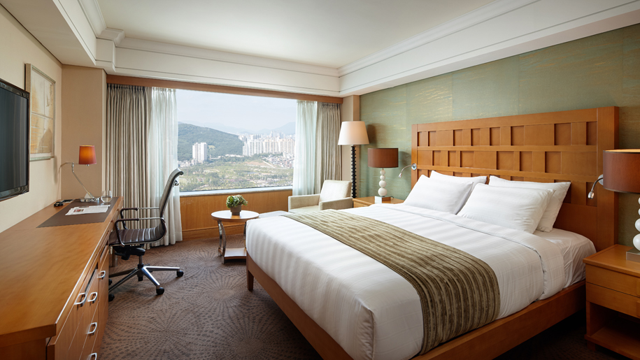 Top Five Business Hotels In Busan Business Traveller