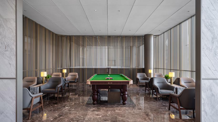 Aerotel Beijing - Game Room