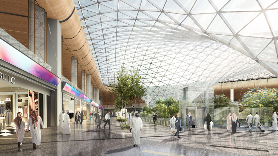 Hamad International expansion