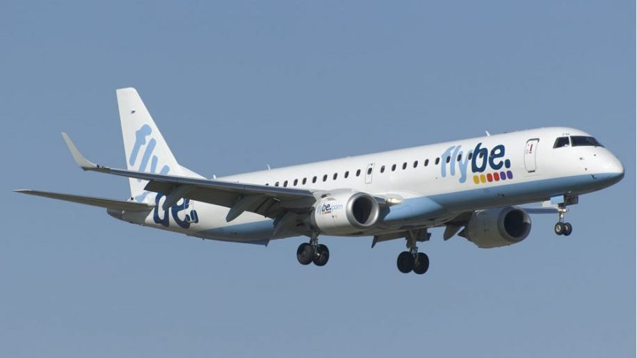 Flybe to upgrade Edinburgh/Belfast to London City – Business Traveller
