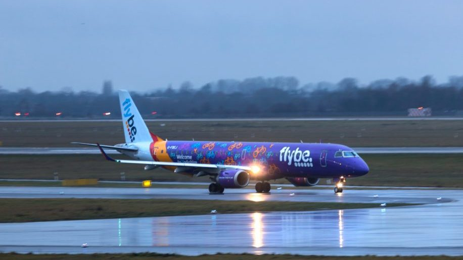 Flybe avoids collapse following government deal – Business Traveller