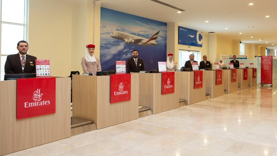 Emirates opens first check-in terminal for cruise passengers – Business Traveller