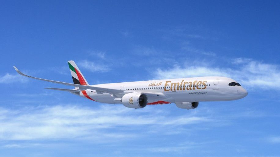Emirates to receive 50 A350s featuring premium economy from 2023 – Business Traveller