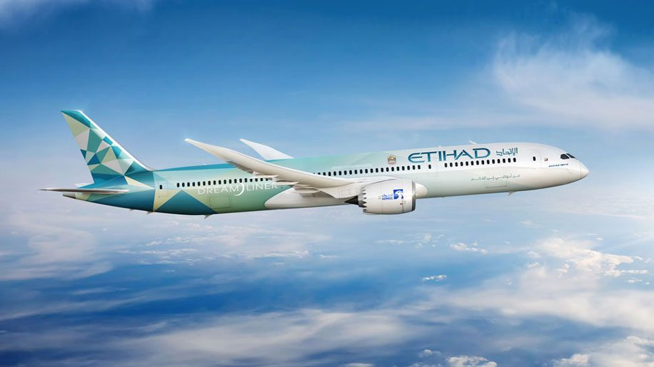 Etihad targets net zero carbon emissions by 2050 – Business Traveller