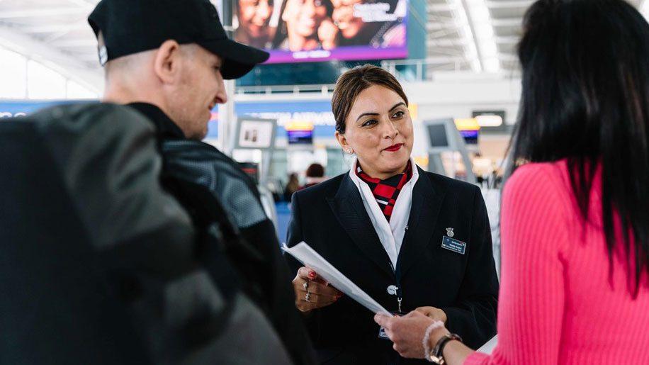 A British Airways está estendendo seu programa de resolução de primeiro contato em todo o mundo