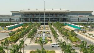 Hyderabad Airport car park goes contactless