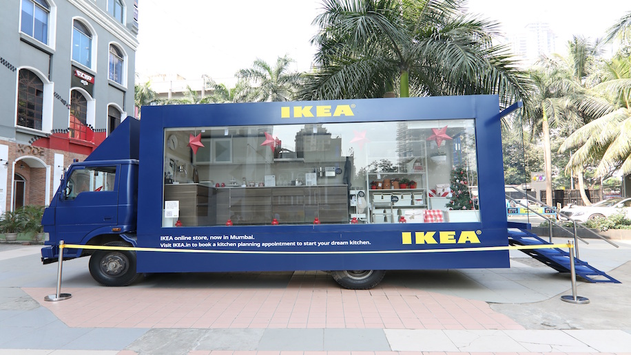 Ikea India launches 'Ikea On Wheels' – Business Traveller
