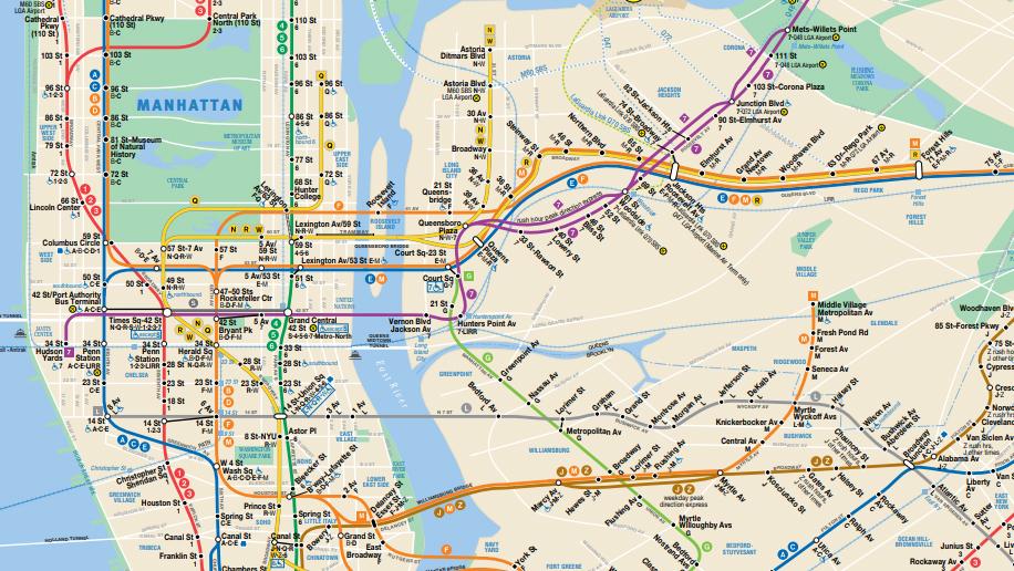 NYC transit system information added to Uber app – Business Traveller