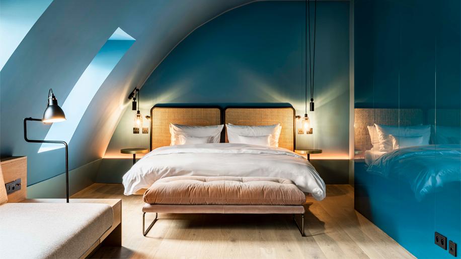 Maximilian Hotel Prague completes refurb – Business Traveller