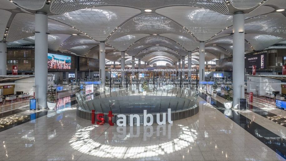 Istanbul Airport celebrates one year of operations