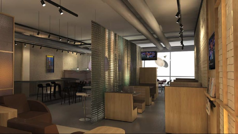 Aspire adds lounge at Eindhoven airport – Business Traveller